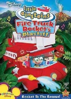 Little Einsteins: Fire Truck Rockets Blastoff! (DVD)