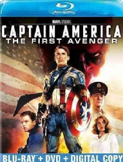 Captain America: The First Avenger (Blu-ray/DVD)