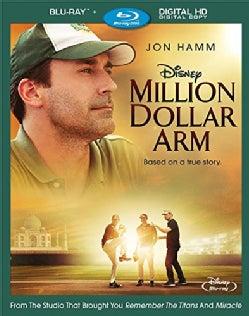 Million Dollar Arm (Blu-ray Disc)