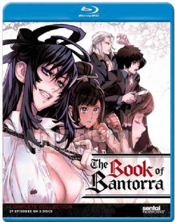 Book of Bantorra: Complete Collection (Blu-ray Disc)