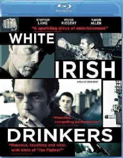 White Irish Drinkers (Blu-ray Disc)