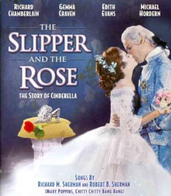 The Slipper and the Rose: The Story of Cinderella (Blu-ray Disc)