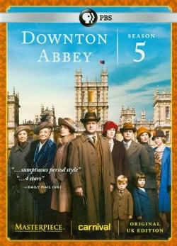 Masterpiece Classic: Downton Abbey: Season 5 (DVD)