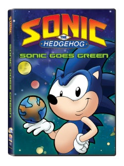 Sonic The Hedgehog: Sonic Goes Green (DVD)