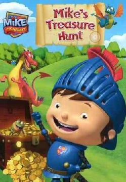 Mike The Knight: Mike's Treasure Hunt! (DVD)