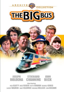 The Big Bus (DVD)