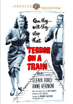 Terror On A Train (DVD)
