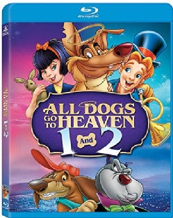 All Dogs Go To Heaven Film Collection (Blu-ray Disc)