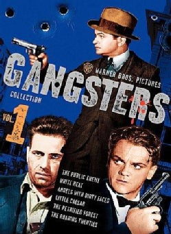 Warner Gangsters Collection Vol 1 (DVD)