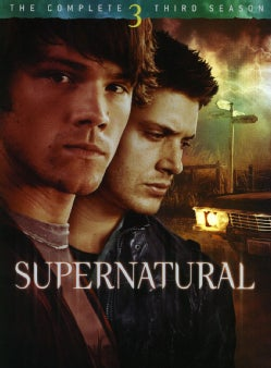 Supernatural: The Complete Third Season (DVD)