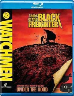 Watchmen: Tales of the Black Freighter (Blu-ray Disc)