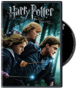 Harry Potter And The Deathly Hallows: Part 1 (DVD)