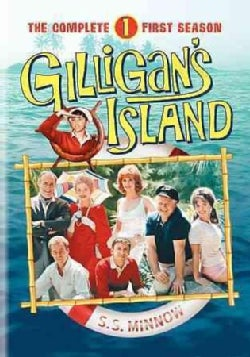 Gilligan&#39;s Island: The Complete First Season (DVD)