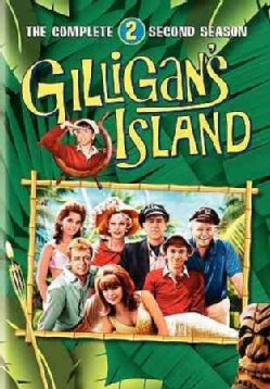 Gilligan&#39;s Island: The Complete Second Season (DVD)