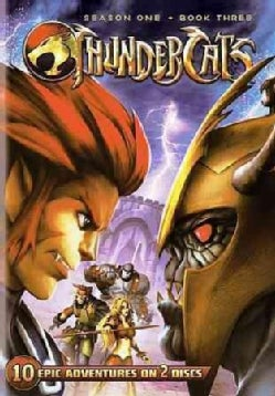 Thundercats: Season 1 Book 3 (DVD)