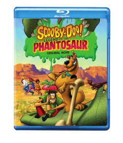 Scooby-Doo! Legend of the Phantosaur (Blu-ray/DVD)