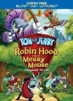 Tom And Jerry: Robin Hood And His Merry Mouse (Blu-ray Disc)