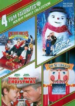 4 Film Favorites: Holiday Family Collection (DVD)