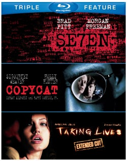 Seven / Copycat / Taking Lives (Blu-ray)