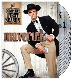 Maverick: The Complete First Season (DVD)