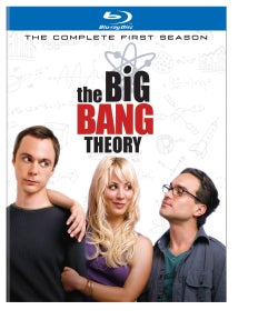 The Big Bang Theory: The Complete First Season (Blu-ray Disc)