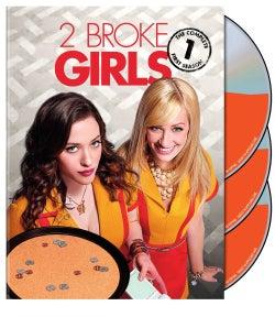 2 Broke Girls: The Complete First Season (DVD)