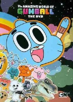 The Amazing World Of Gumball (DVD)