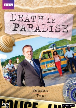 Death in Paradise: Season 2 (DVD)