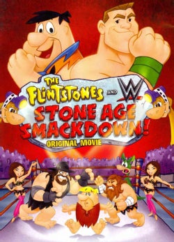 The Flintstones & WWE: Stone Age Smackdown (DVD)