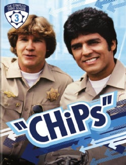 CHiPs: The Complete Third Season (DVD)