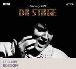 Elvis Presley - On Stage (Legacy Edition)