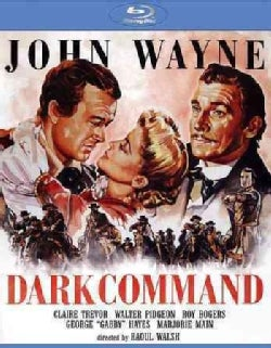 Dark Command (Blu-ray Disc)