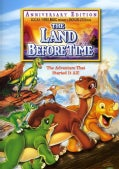 The Land Before Time (Anniversary Edition) (DVD)