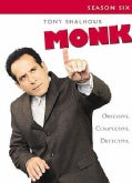 Monk: Season Six (DVD)
