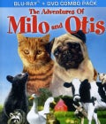 Adventures of Milo & Otis (Combo) (Blu-ray Disc)