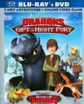 Dreamworks Dragons (Blu-ray/DVD)