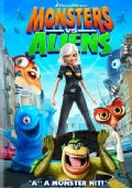 Monsters Vs. Aliens (DVD)