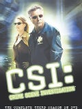 CSI: Crime Scene Investigation: Complete Third Season (DVD)