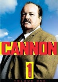Cannon: Season One Vol. 1 (DVD)