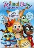 Wild Animal Baby Explorers: Let&#39;s Explore! (DVD)