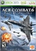 Xbox 360 - Ace Combat 6: Fires of Liberation