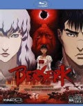 Berserk: The Golden Age Arc II- The Battle For Doldrey (Blu-ray Disc)