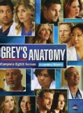 Grey&#39;s Anatomy: Season 8 (DVD)