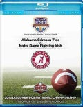 2013 Discover BCS National Championship Game (Blu-ray Disc)