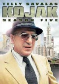 Kojak: Season Five (DVD)