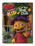 Sid The Science Kid: The Bug Club (DVD)