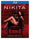 Nikita: The Complete First Season (Blu-ray Disc)