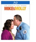 Mike &amp; Molly: The Complete First Season (Blu-ray Disc)