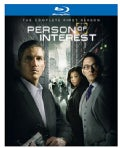 Person Of Interest: The Complete First Season (Blu-ray Disc)