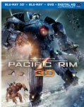 Pacific Rim 3D (Blu-ray/DVD)